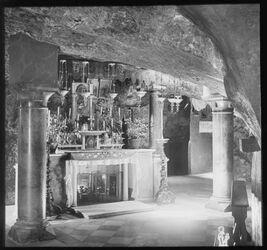Glasplattendia Milchgrotte [Bethlehem]
