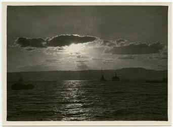 Fotografie Rotes Meer bei Sues [Suez]