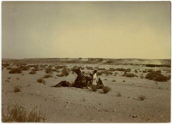 Fotografie zw. suwes [Suez] u. Kairo