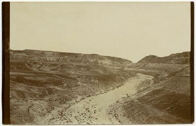 Fotografie Ägypten w. hof [wadi hof]