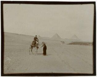 Fotografie Pyramiden von Gize [Gizeh]