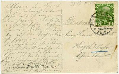 GDIp03070; Postkarte; Cairo. - General View showing the Grat Mosques., in Bestand von rund 5.000 nach Themen und Orten sortierten Kleinbildabzügen