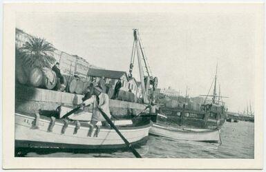 Postkarte [Algerien, Postkarte anlässlich des XIV. Kongresses der Orientalisten]