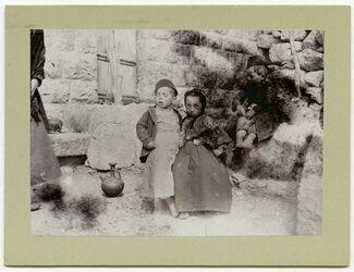 Fotografie Enkel v. Faris Subhijje, Balat