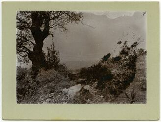 Fotografie Aussicht vom Gebel Hoscha