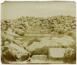 Fotografie Ruine in Nebo. ras essiara