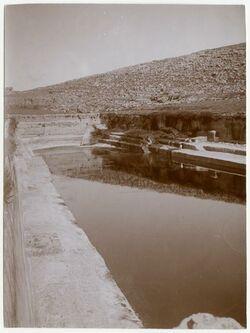 Fotografie unterer Teich bei artas v. O., Westende