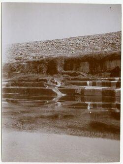 Fotografie Unterster Teich bei artas, Südseite