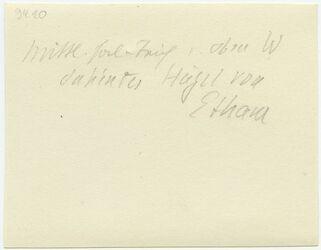 GDIp03223; Fotografie; mittl. Sal.-Teich [Salomonsteiche, wohl, bei Bethlehem], oben W., dahinter Hügel von Etham, in Bestand von rund 5.000 nach Themen und Orten sortierten Kleinbildabzügen