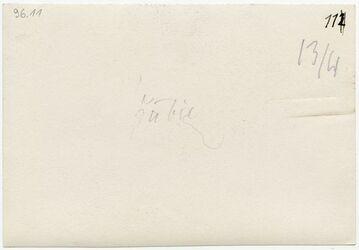 GDIp03272; Fotografie; gabie, in Bestand von rund 5.000 nach Themen und Orten sortierten Kleinbildabzügen