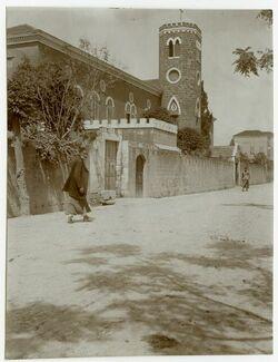 Fotografie berut [Beirut], deutsche Anstalt