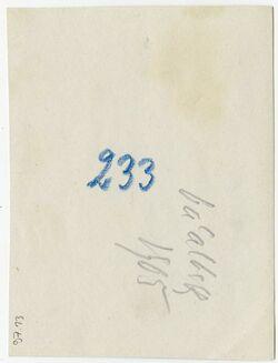 GDIp03291; Fotografie; ba'albek [Baalbek], in Bestand von rund 5.000 nach Themen und Orten sortierten Kleinbildabzügen