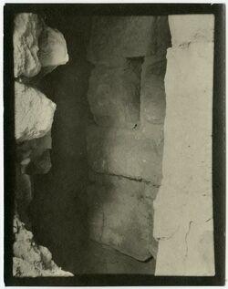 GDIp03332; Fotografie; Misttor [Jerusalem], in Bestand von rund 5.000 nach Themen und Orten sortierten Kleinbildabzügen