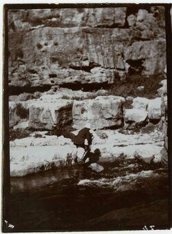 Fotografie wadi en fauwar