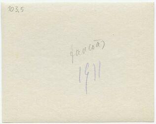 GDIp03456; Fotografie; fauwar, aus Nachlass von rund 880 Fotografien von Valentin Schwöbel