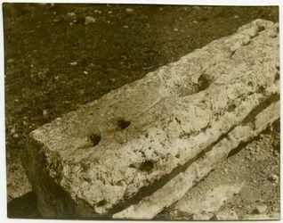 Fotografie Stein von marmith