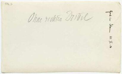 GDIp03573; Fotografie; Grab in Etam [Etham], in Bestand von rund 5.000 nach Themen und Orten sortierten Kleinbildabzügen