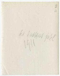 GDIp03582; Fotografie; bei tabkat fahl [wohl Tabaqat Fahil], in Bestand von rund 5.000 nach Themen und Orten sortierten Kleinbildabzügen