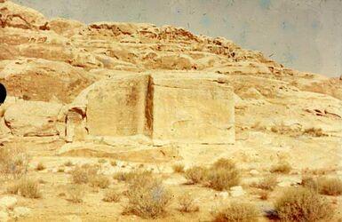 Dia Anlage i. El-Beda, nahe Barid