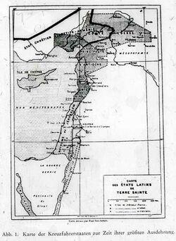 Dia Karte d. Kreuzf.-Staaten
