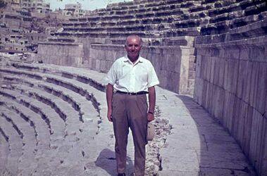 Dia Amman röm. Theater (Kob) [Konrad Kob]