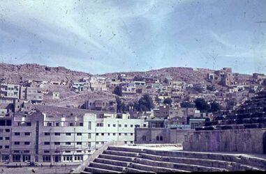 Dia Amman röm. Theater 2. Jhdt.