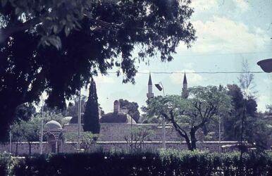 Dia Damaskus Moschee