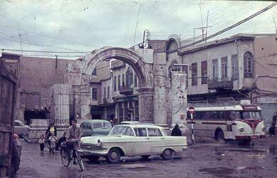Dia Damaskus Triumph-Bogen