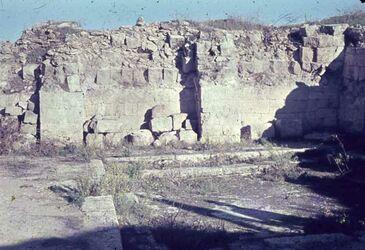 Dia Ras Shamra [Ras esch-schamra] Königspalast 13.-14. Jh.