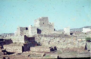 Dia Byblos Kreuzfahrer-Burg