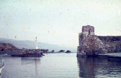 Dia Byblos Hafenturm (Kreuzf. + arab.)