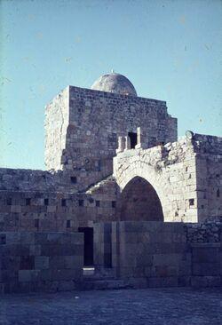 Dia Sidon, Schloß am Meer O-Turm (Donjon)