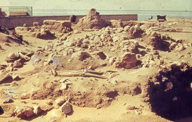 Dia Khalde (s. Beirut) Nekropole (neolith.-byz.)