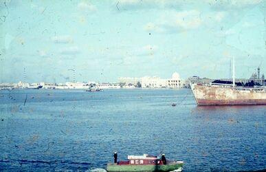 Dia Alexandria W-Hafen [Blick nach] N. W.