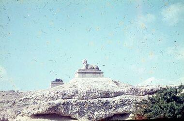 Dia Alexandria Sphinx (etwa 1300 v. Chr.)