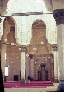 Dia Alexandria Moschee