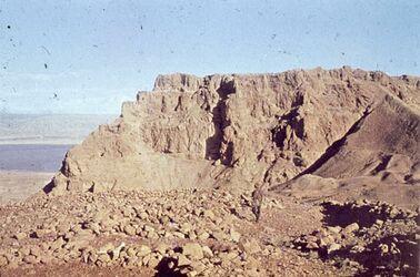 Dia [Masada, es-sebbe] [?] W. + Rampe […] Lager
