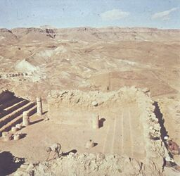 Dia [Masada, es-sebbe] Synagoge