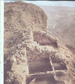 Dia [Masada, es-sebbe] Siedl. Mikwe