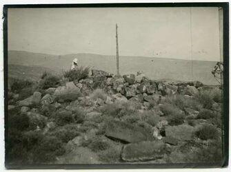 Fotografie [...] ehsa [wadi el-ehsa], südl. v. ehsa