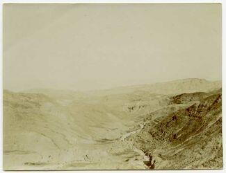Fotografie [Arabe, Araba-Wüste]