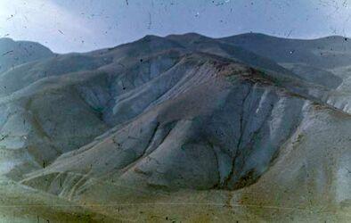 Dia Abstieg Et-Tajibe [Es-seria] [nach] Jericho