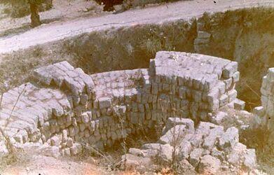 Dia Samaria [sebastie] hellenist. Turm ?