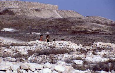 Dia Arad - Die Oberstadt [Israel-Exkursion]