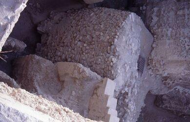 Dia Jericho Turm von ca. 7000 v. C. [Israel-Exkursion]