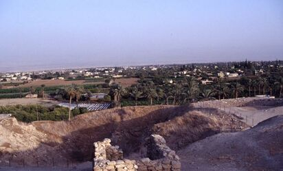 Dia modernes Jericho [Israel-Exkursion]