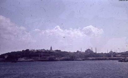 Dia Konstantinopel. Serail-Spitze [Istanbul]
