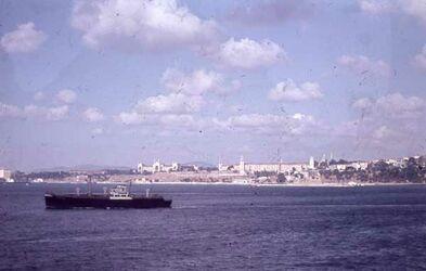 Dia Eingang z. Marm.-M. Ost-Küste [Konstantinopel, Istanbul]