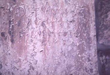 Dia Gr. Inschr. V. Baal Margod [?]
