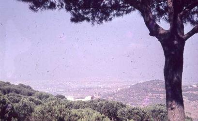 Dia Bl. n. Beirut v. Str. n. Damaskus